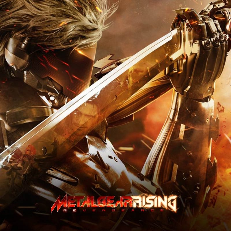 Metal Gear Rising Wallpaper: 10 Top Metal Gear Raiden Wallpaper FULL HD 1080p For PC