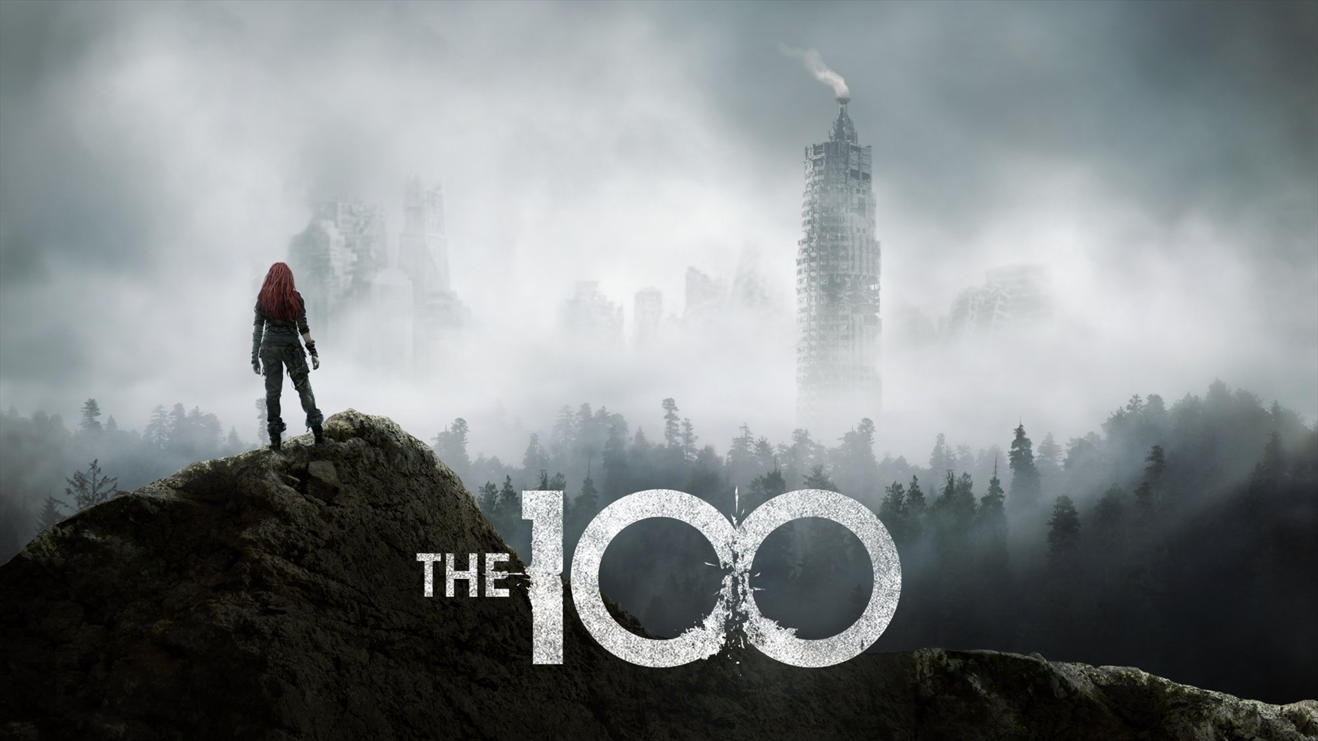 the 100, la série