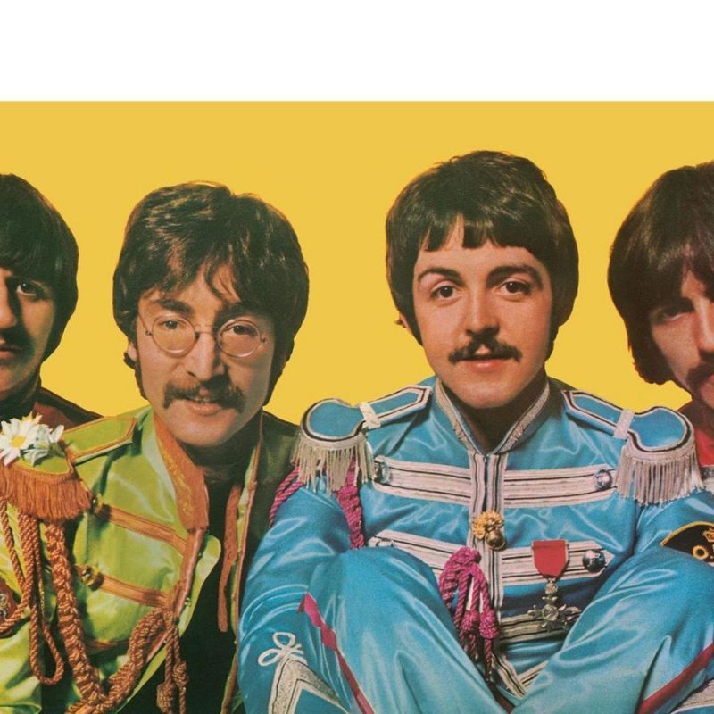 10 Best Sgt Pepper's Lonely Hearts Club Band Wallpaper FULL HD 1920×1080 For PC Background 2018 free download the all new beatles sgt peppers remix is a knockout cnet 800x800