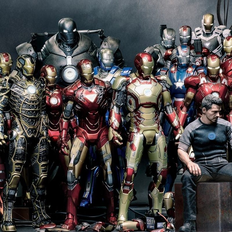 10 Latest All Iron Man Suits Pictures FULL HD 1920×1080 For PC Background 2020 free download the armors of iron man poster from hot toys mifty is bored 800x800
