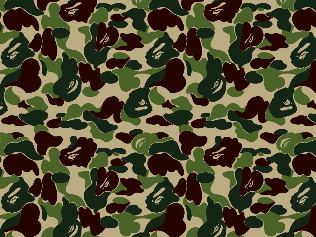 the bathing ape camo | a bathing ape | camo wallpaper, bape