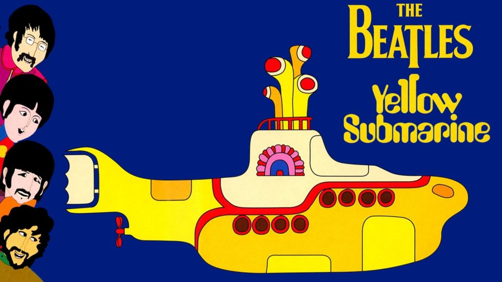 10 New The Beatles Yellow Submarine Wallpaper FULL HD 1080p For PC Desktop 2018 free download the beatles in yellow submarine full hd wallpaper and background 1024x576