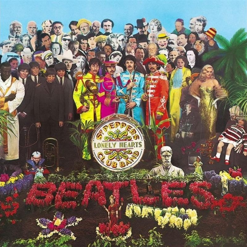 10 Best Sgt Pepper's Lonely Hearts Club Band Wallpaper FULL HD 1920×1080 For PC Background 2018 free download the beatles sgt peppers lonely hearts club band take 9 and 800x800