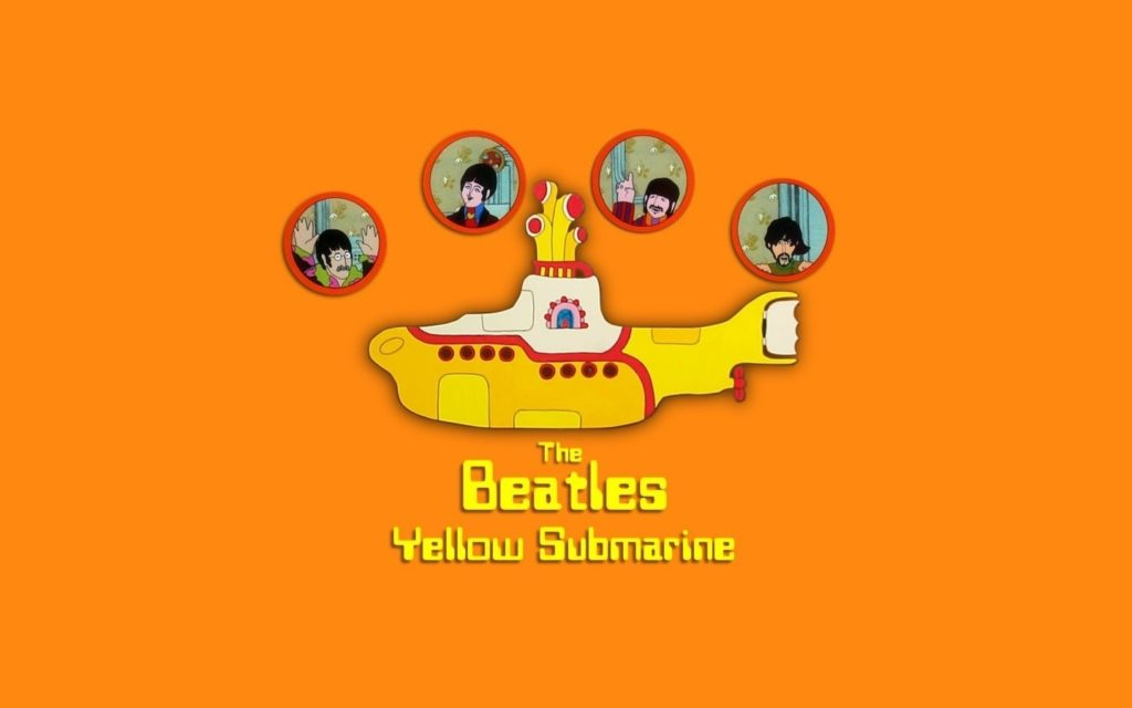 10 New The Beatles Yellow Submarine Wallpaper FULL HD 1080p For PC Desktop 2018 free download the beatles yellow submarine 1024x640