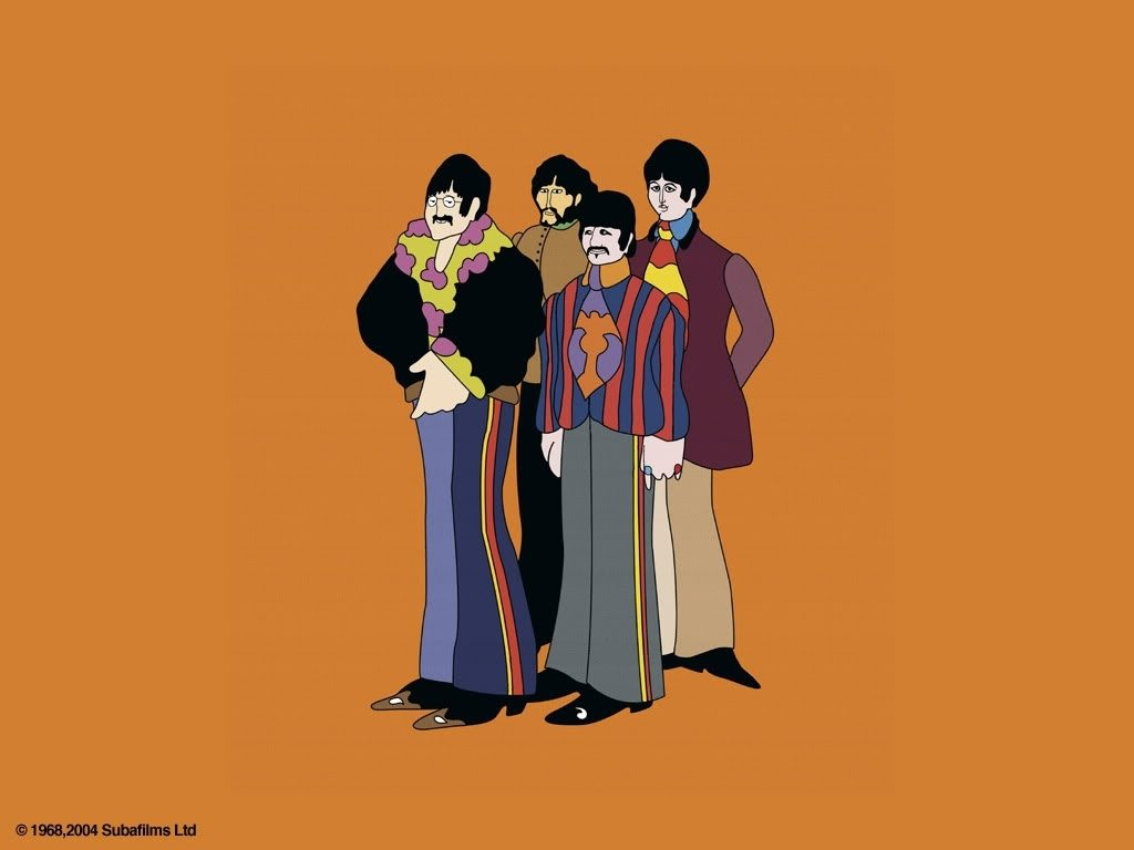 10 New The Beatles Yellow Submarine Wallpaper FULL HD 1080p For PC Desktop 2018 free download the beatles yellow submarine wallpaper the yellow submarine iphone 1024x768