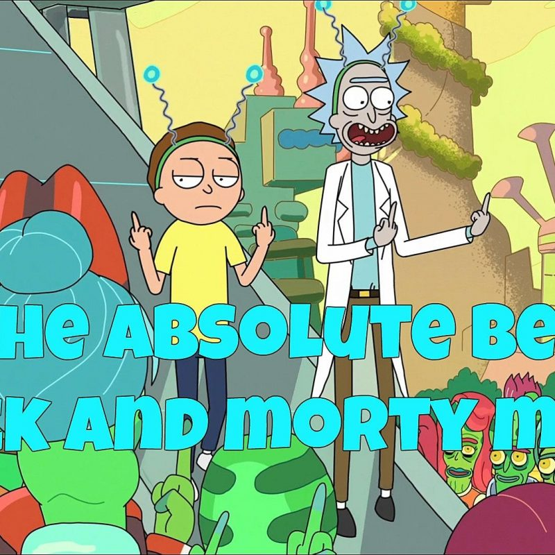 10 Latest Rick And Morty Desktop FULL HD 1920×1080 For PC Background 2020 free download the best rick and morty mods for all your favorite games 800x800