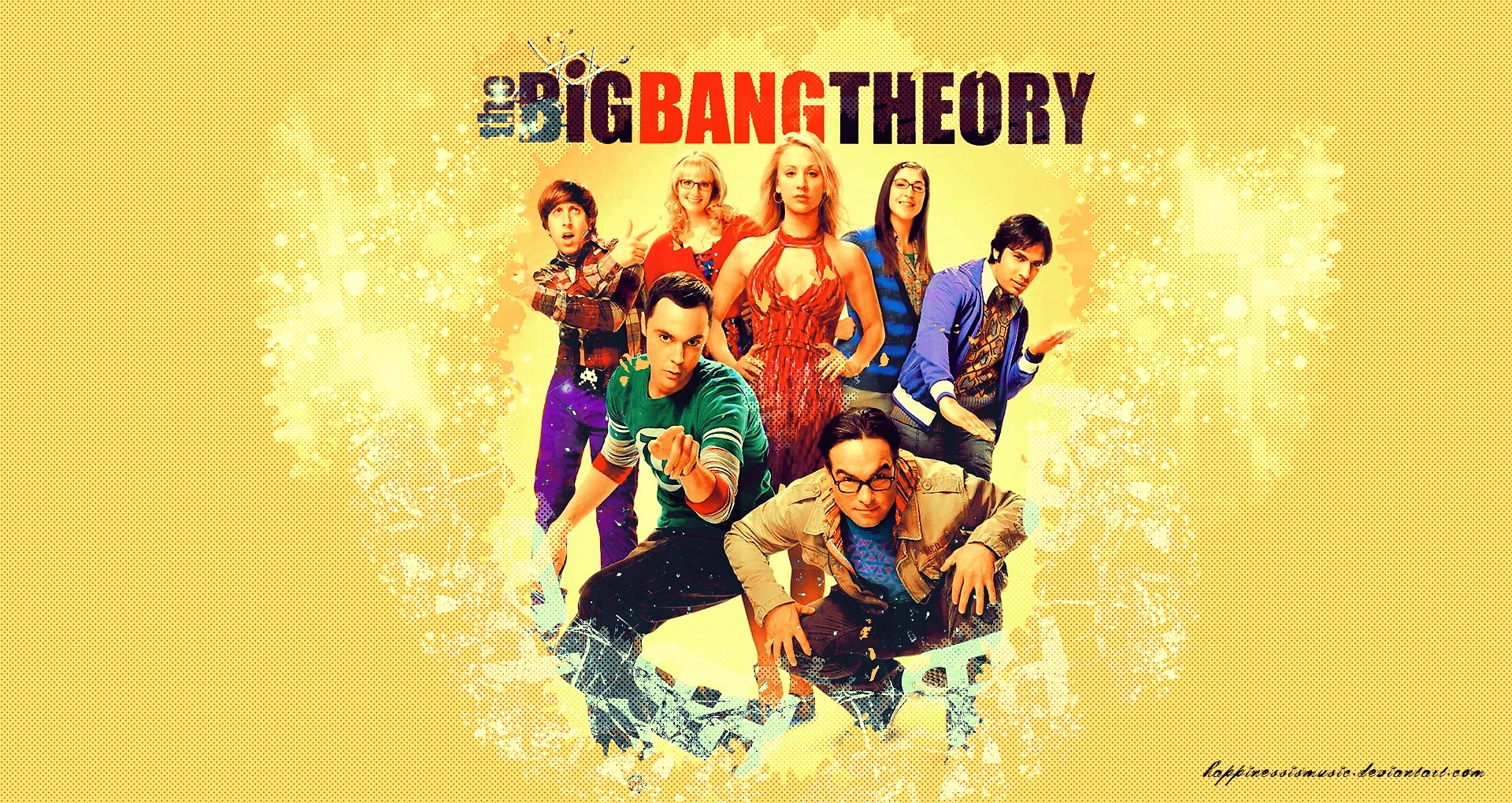 10 New Big Bang Theory Wallpaper FULL HD 1080p For PC Desktop
