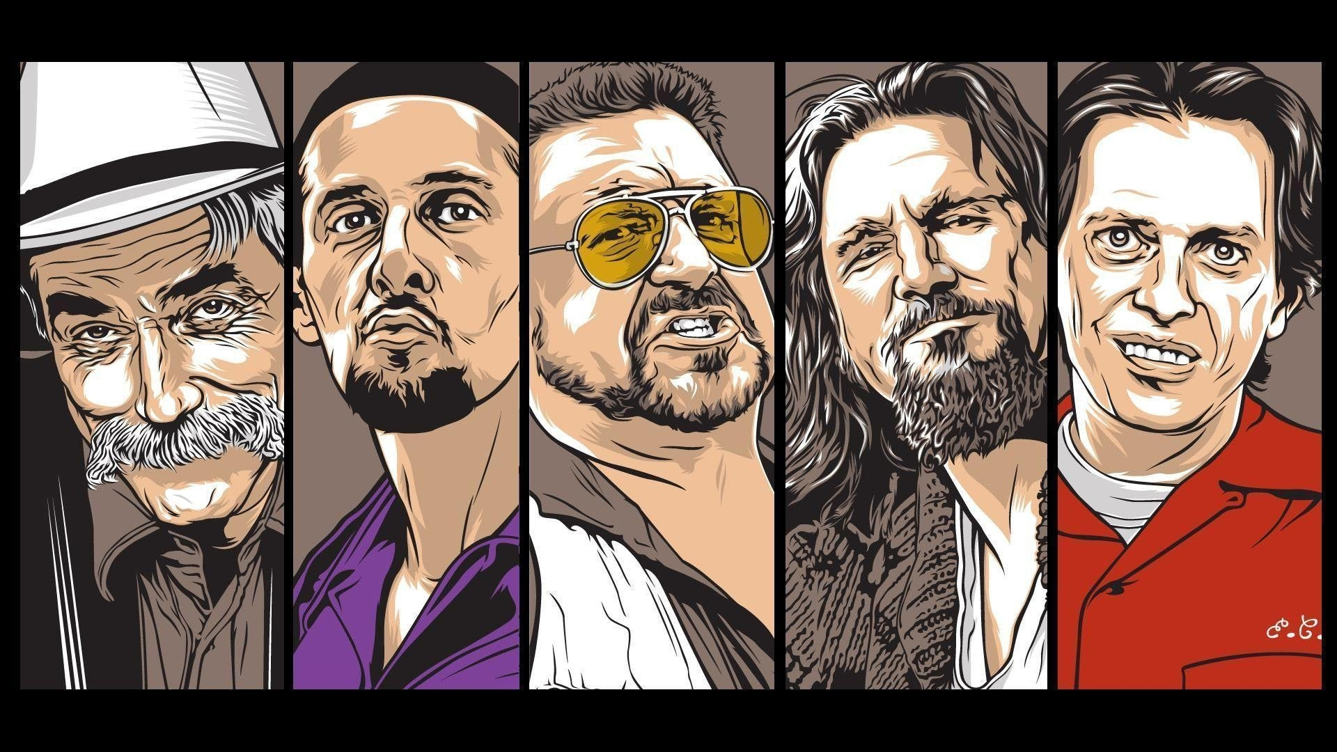 the big lebowski wallpapers - wallpaper cave