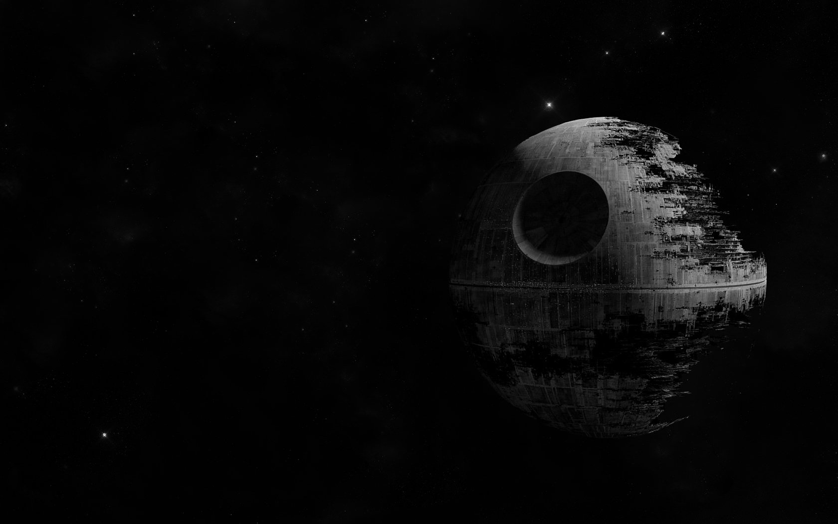 the death star was the empire's ultimate weapon wallpaper and