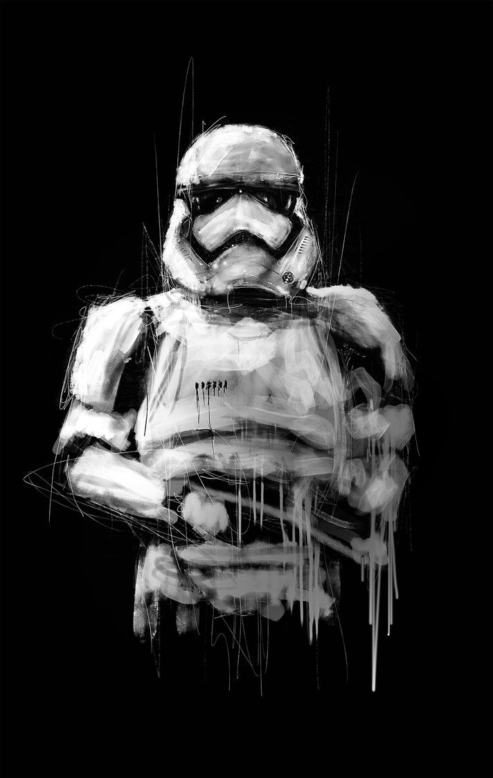 the first order stormtrooperrolarafal on deviantart