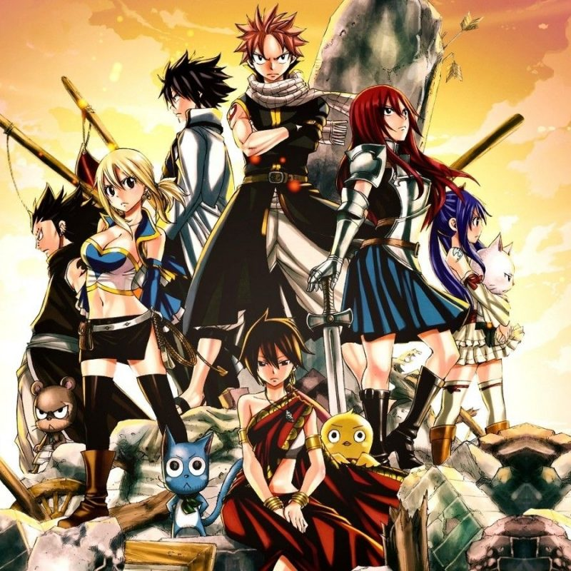 10 New Cool Fairy Tail Backgrounds FULL HD 1080p For PC Desktop 2018 free download the group from fairy tail anime pictures pinterest fairy 800x800