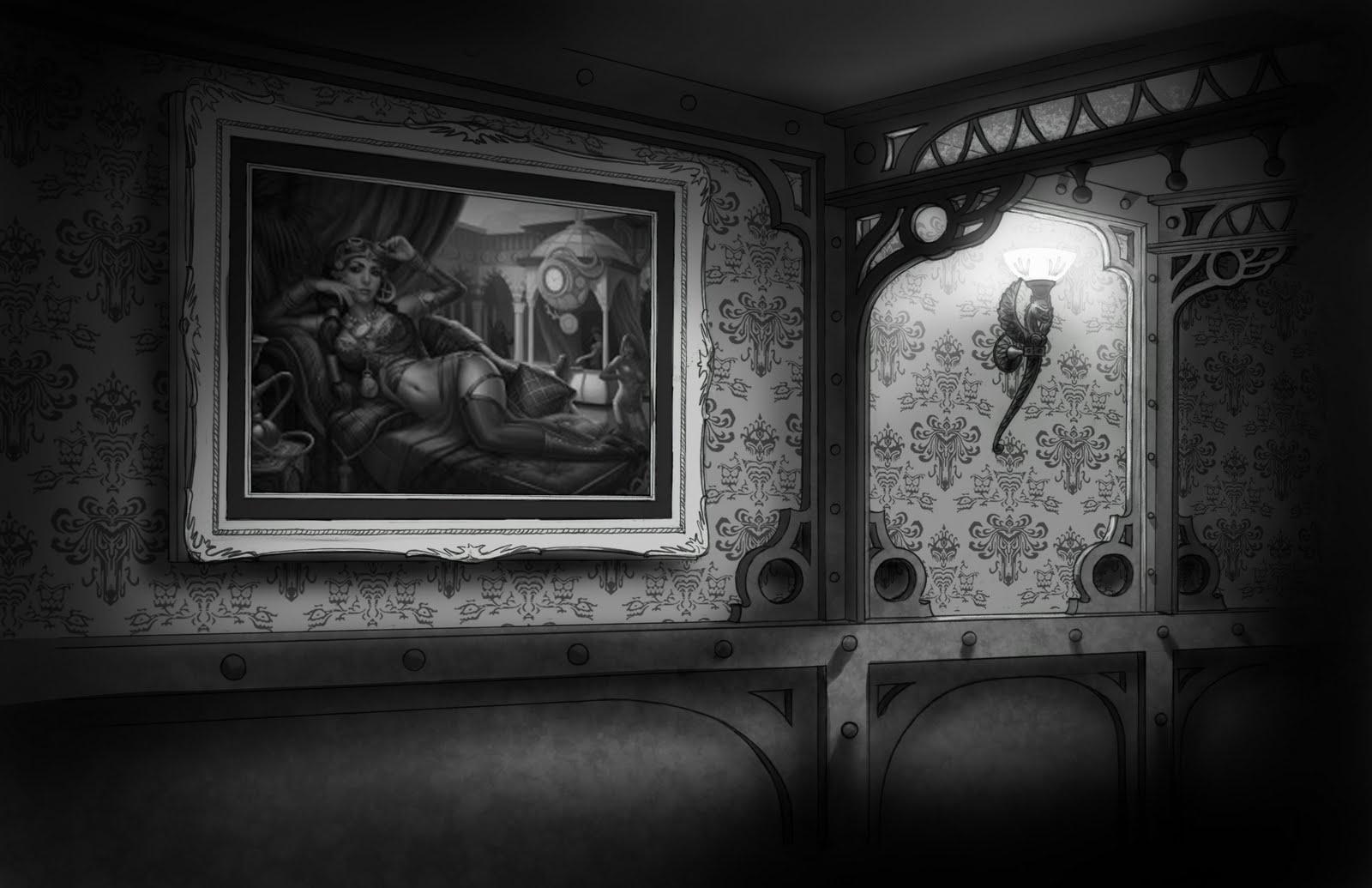 the haunted mansion-northside: haunted steampunk bordello