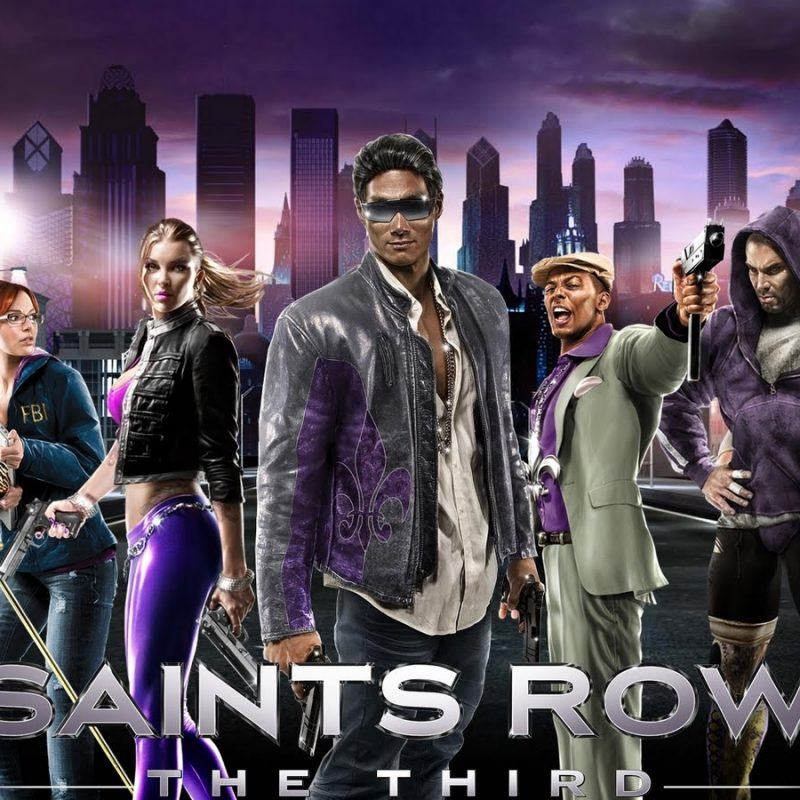 10 Top Saint Row 3 Wallpaper FULL HD 1080p For PC Background 2018 free download the jason zone saints row the third allies and enemies wallpapers 800x800