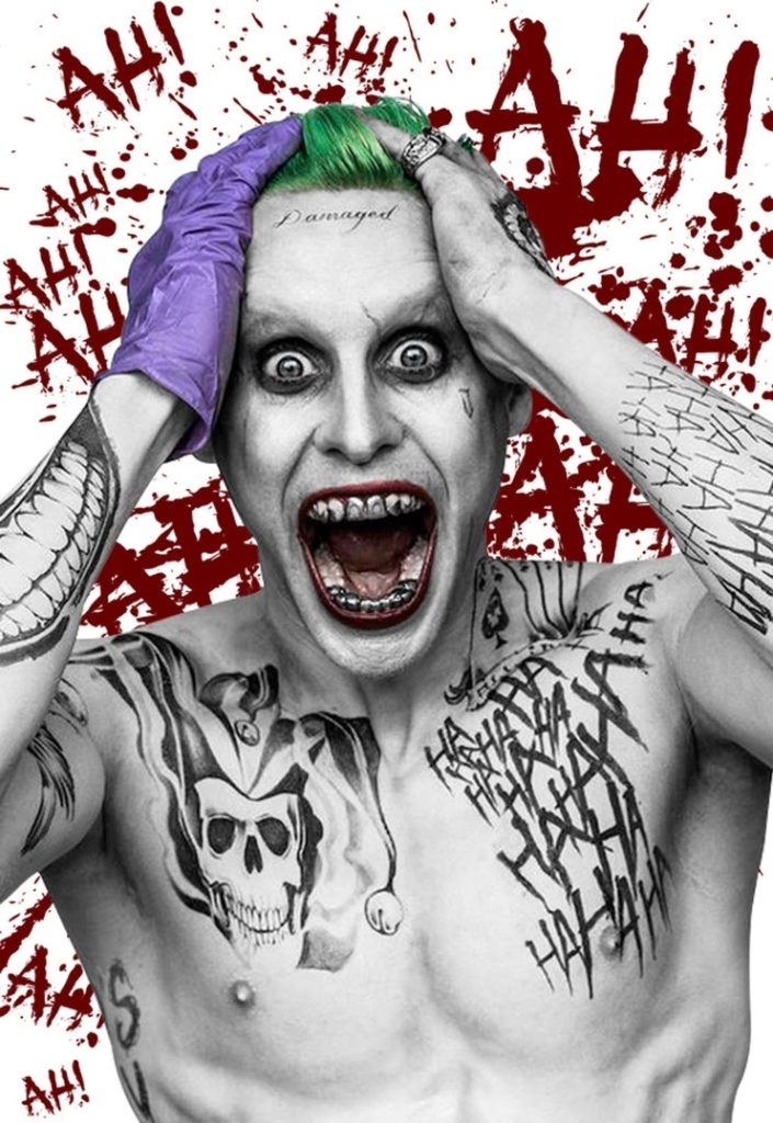 10 Most Popular Joker Suicidé Squad Wallpaper FULL HD 1920×1080 For PC Background 2021 free download the joker in suicide squadsergioargentino22 on deviantart 705x1024