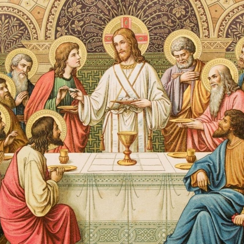 10 Best The Last Supper Wallpaper FULL HD 1080p For PC Background 2018 free download the last supper of christ wallpapers and images wallpapers 800x800