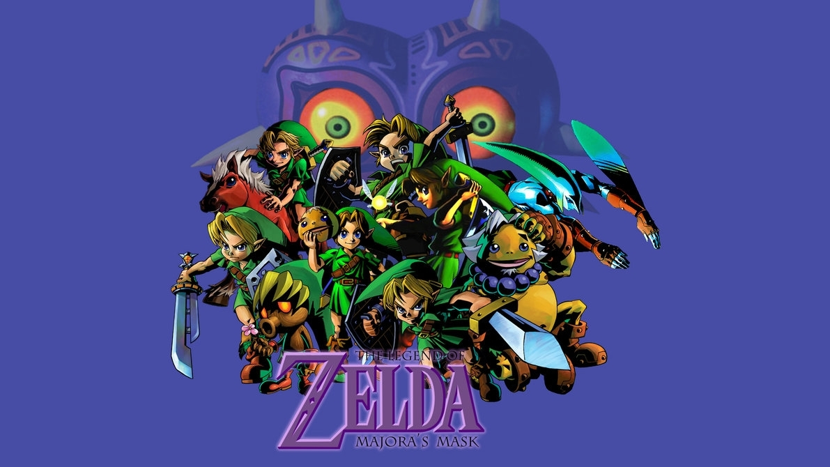 10 Most Popular Legend Of Zelda Majora's Mask Wallpaper FULL HD 1080p For PC Desktop