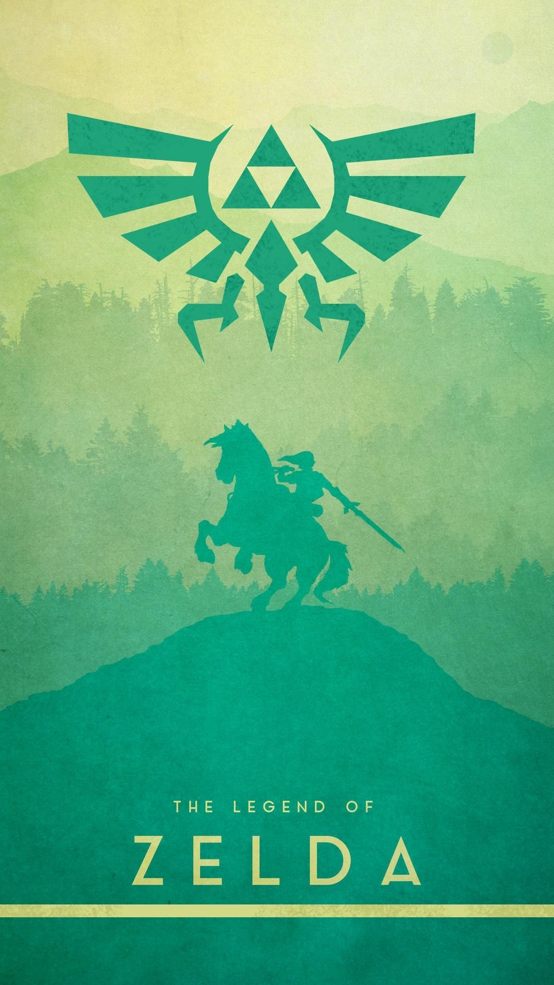 the legend of zelda - phone wallpaper [1080x1920] : zelda