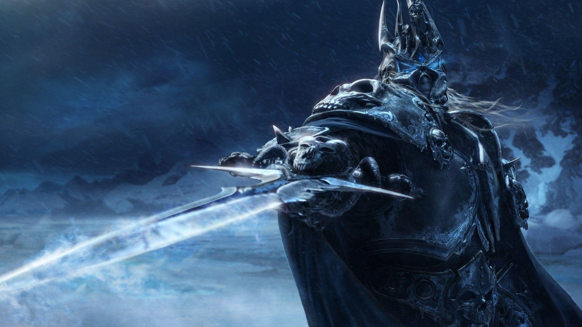 10 Most Popular World Of Warcraft Lich King Wallpaper FULL HD 1080p For PC Desktop