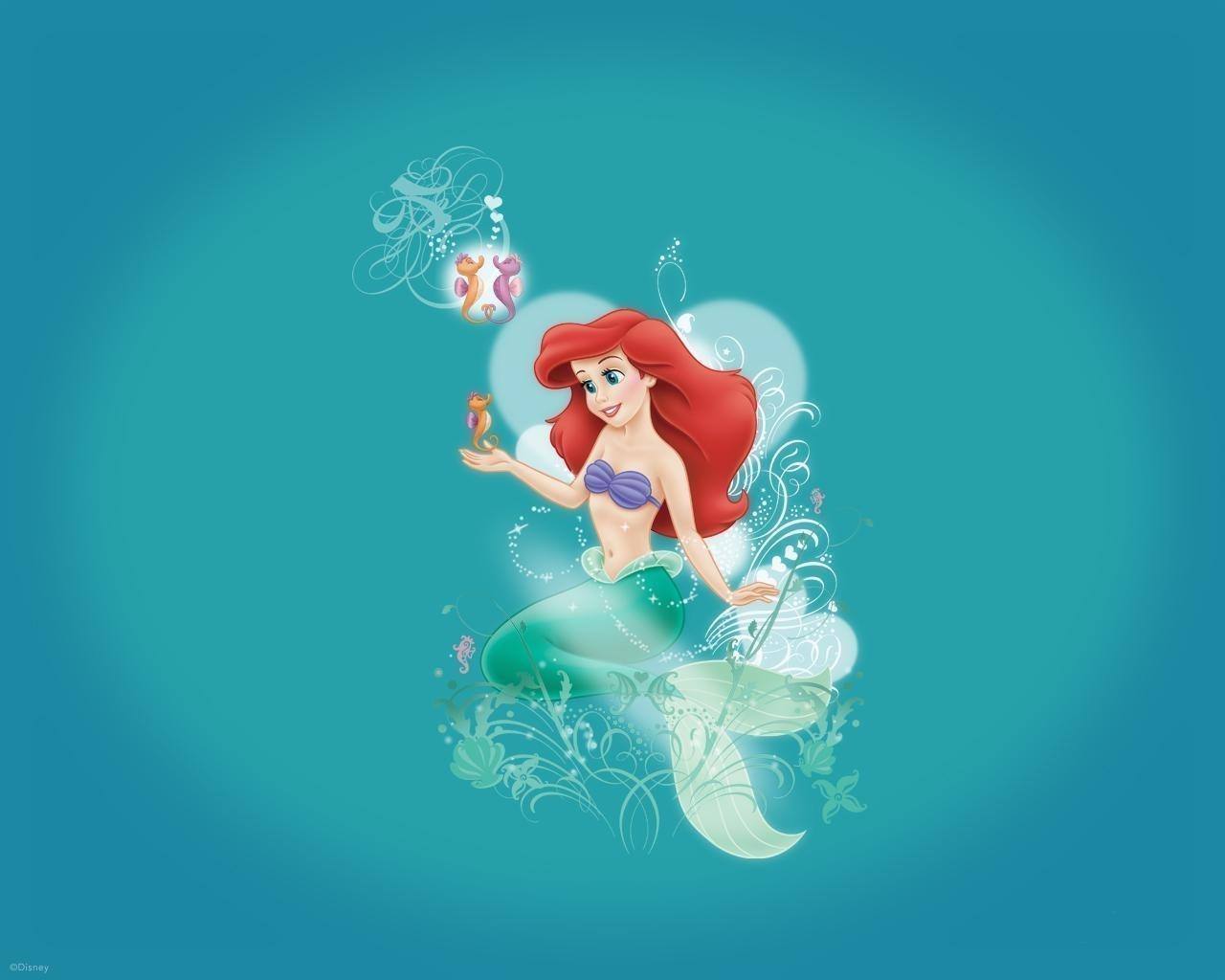 the little mermaid the little mermaid cartoon image wallpaper for
