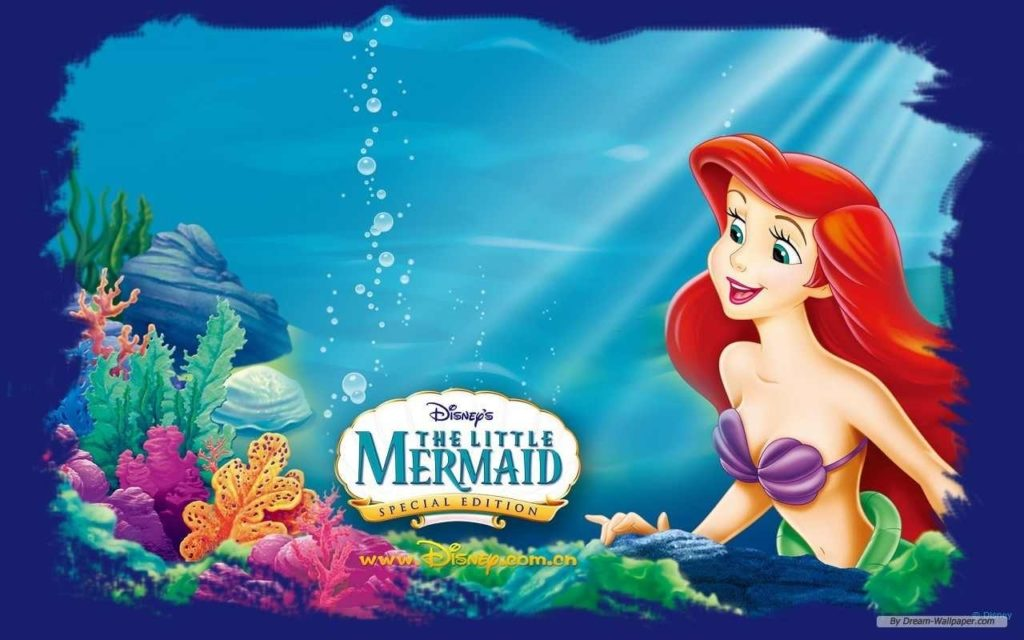10 Most Popular The Little Mermaid Wallpapers FULL HD 1080p For PC Background 2020 free download the little mermaid wallpaper and background image 1280x800 id 1024x640