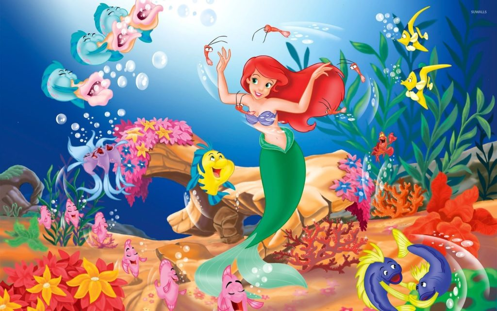 10 Most Popular The Little Mermaid Wallpapers FULL HD 1080p For PC Background 2020 free download the little mermaid wallpaper cartoon wallpapers 12021 1024x640