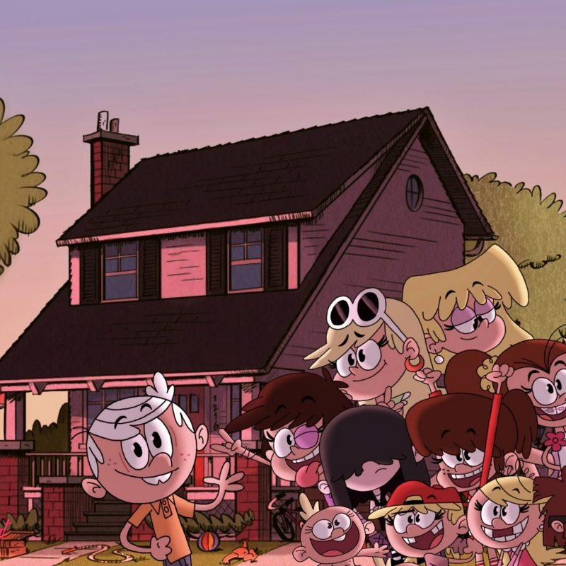 10 Top The Loud House Wallpaper FULL HD 1920×1080 For PC Desktop 2018 free download the loud house full hd wallpaper and background image 1924x1493 800x800