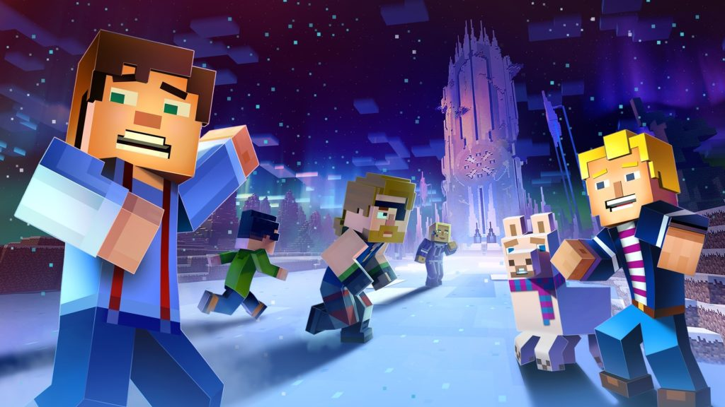 10 Best Minecraft Story Mode Wallpaper FULL HD 1080p For PC Desktop 2021 free download the next episode of minecraft story mode season 2 releases on 1024x576