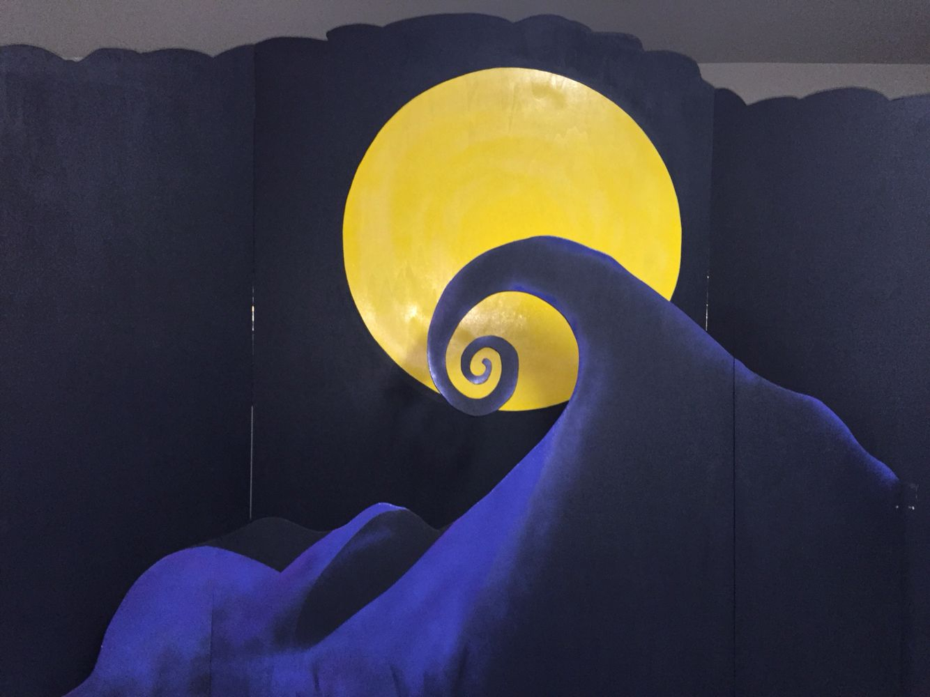 the nightmare before christmas backdrop | craft projects in 2019