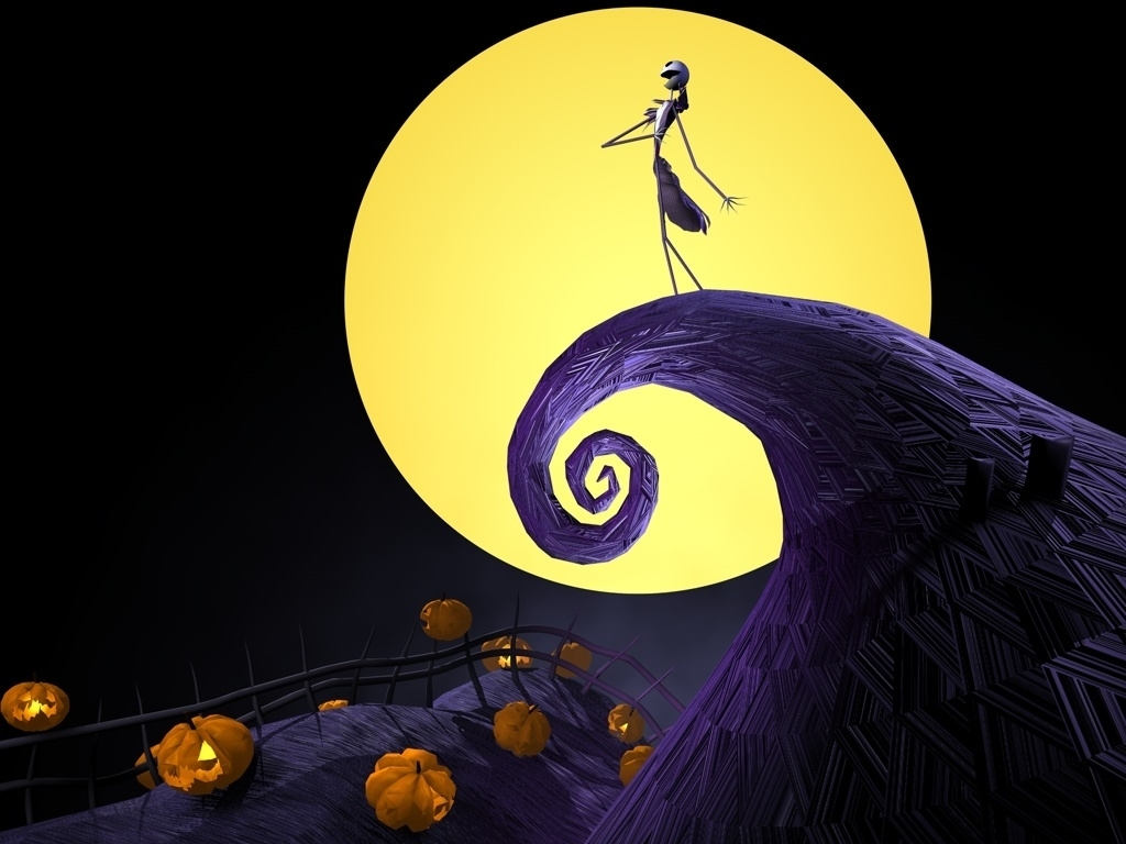 the nightmare before christmas--still brilliant and captivating