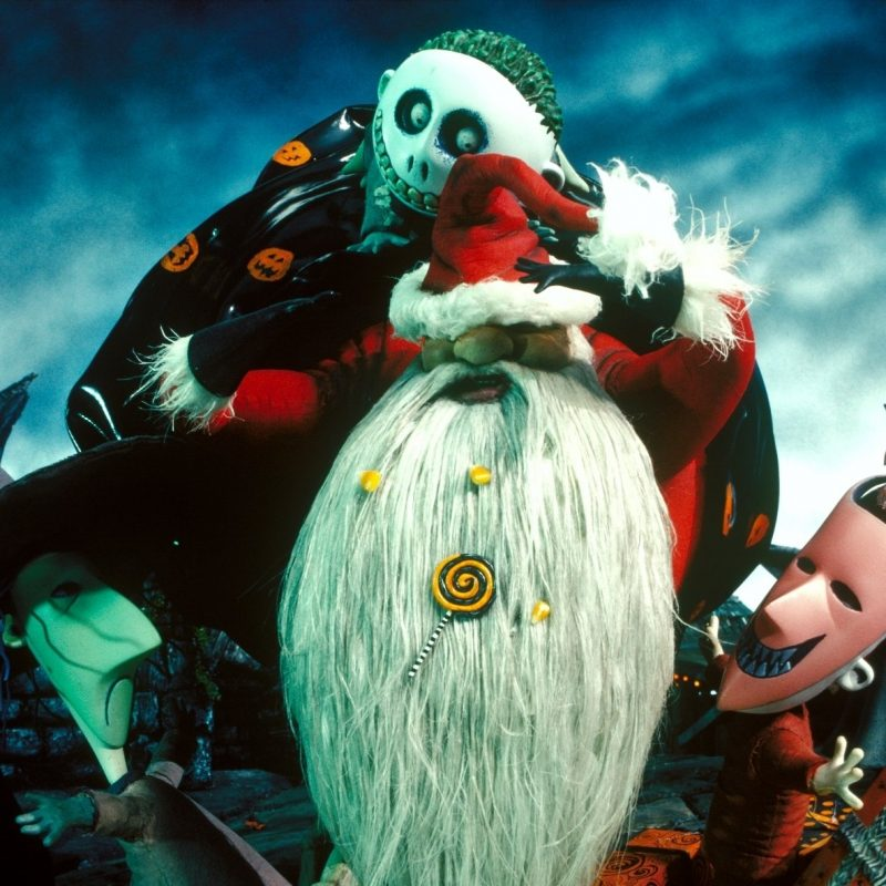 10 New Nightmare Before Christmas Christmas Background FULL HD 1080p For PC Background 2018 free download the nightmare before christmas wallpaper and background image 800x800