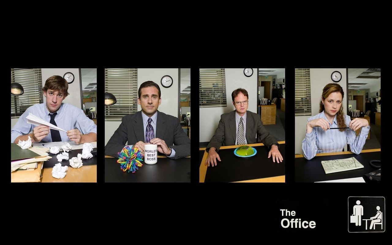 the office wallpapers group (82+)