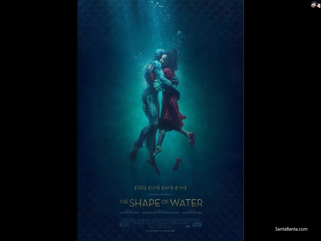 the shape of water movie wallpaper #1