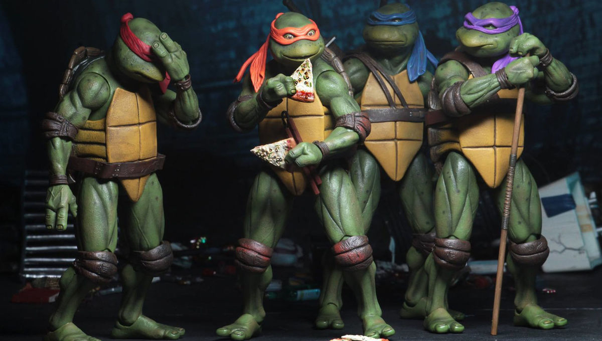 the star signs of teenage mutant ninja turtles | syfy wire