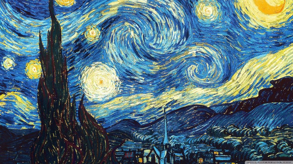 10 New Van Gogh Desktop Backgrounds FULL HD 1080p For PC Desktop 2020 free download the starry night e29da4 4k hd desktop wallpaper for 4k ultra hd tv 1024x576