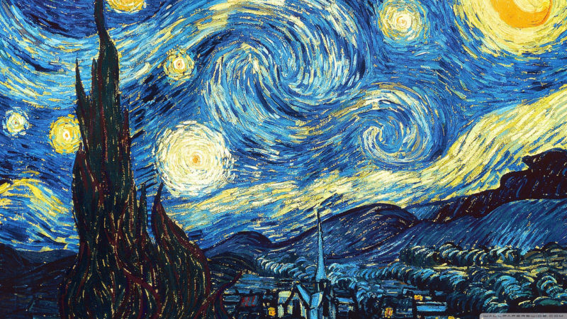 10 Latest Van Gogh Desktop Background FULL HD 1080p For PC Background 2018 free download the starry night e29da4 4k hd desktop wallpaper for 4k ultra hd tv 5 800x450