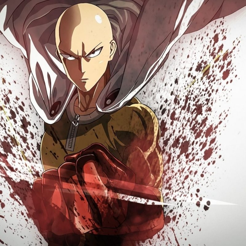 10 Most Popular One Punch Man 1080P Wallpaper FULL HD 1920×1080 For PC Background 2018 free download the strongest hero of all time epic amv asmv one punch man 800x800