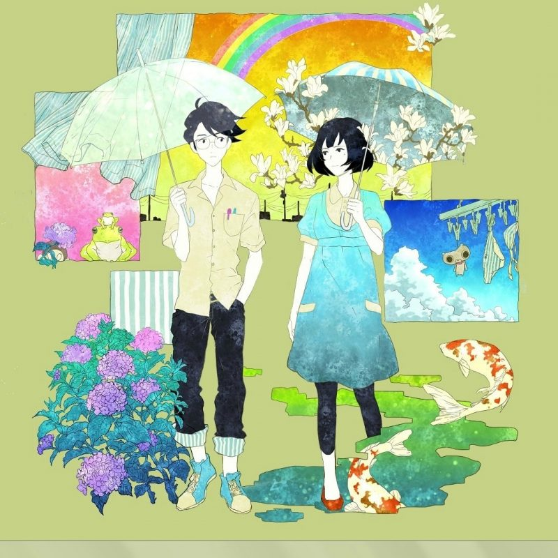 10 Most Popular The Tatami Galaxy Wallpaper FULL HD 1920×1080 For PC Desktop 2018 free download the tatami galaxy wallpapers and background images stmed 800x800