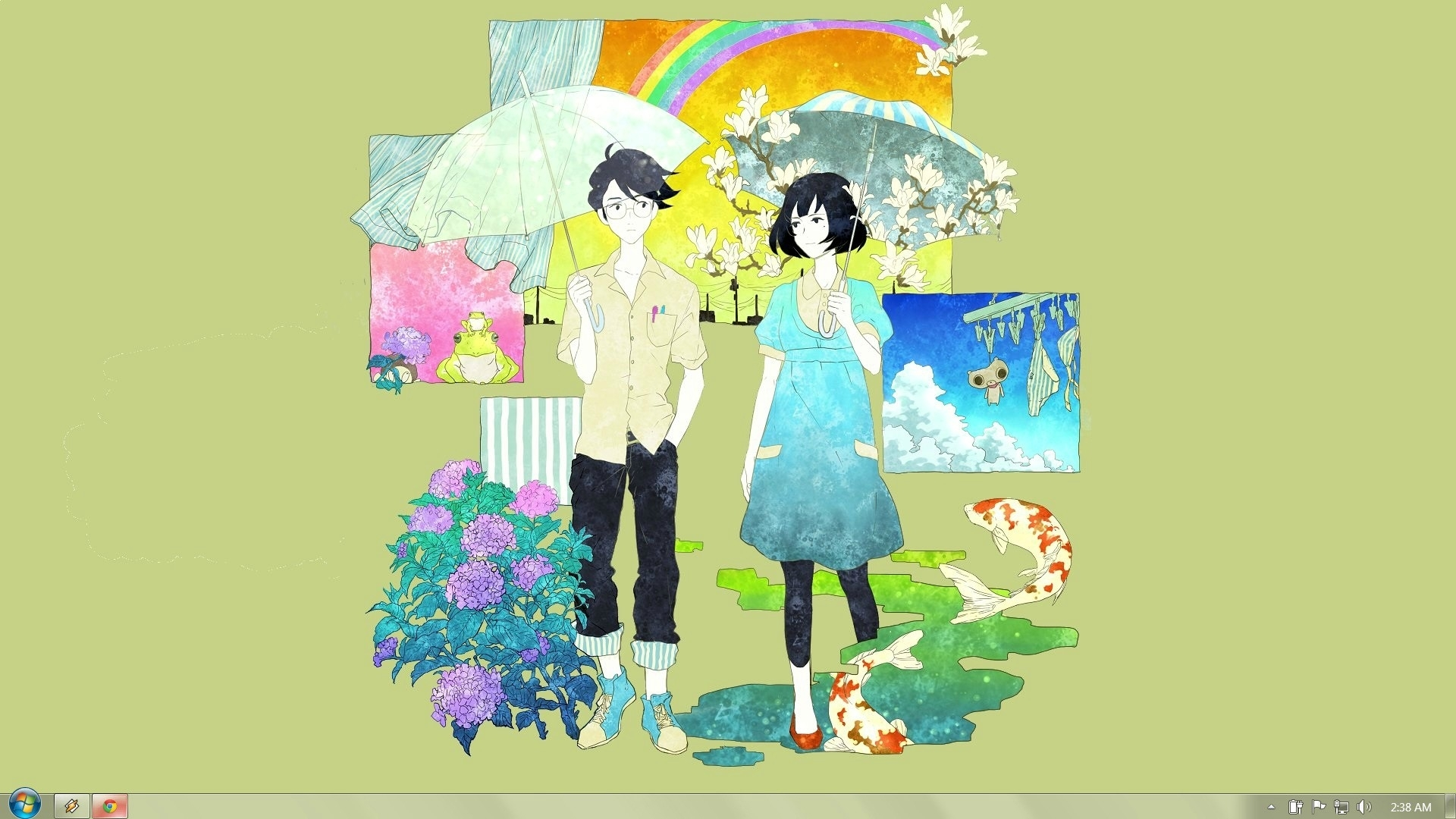 the tatami galaxy wallpapers and background images - stmed