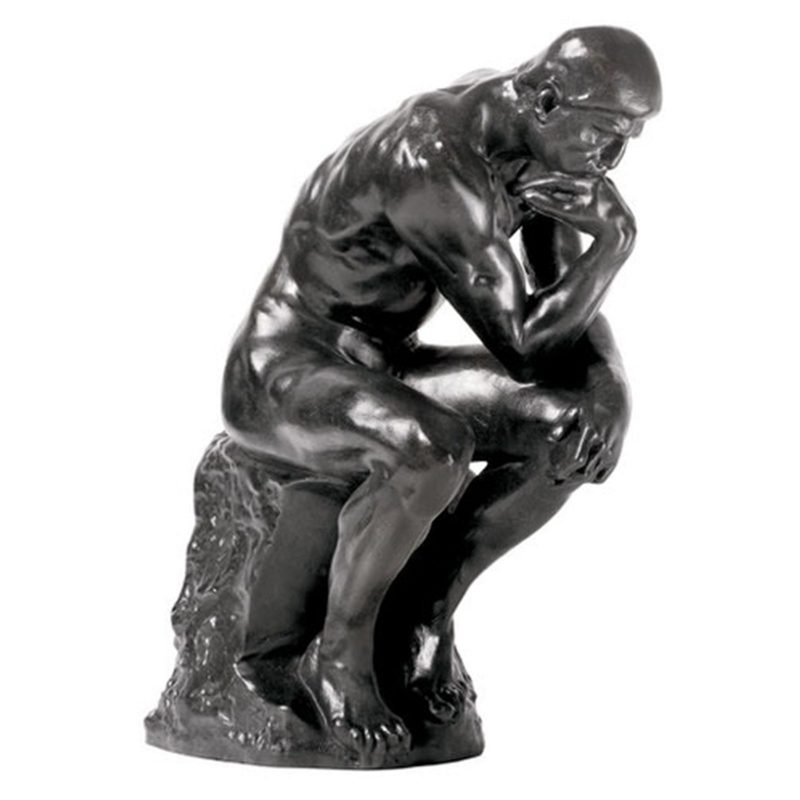 10 Latest Images Of The Thinker FULL HD 1080p For PC Desktop 2018 free download the thinker 7 5 bronze reproduction the philadelphia museum of 800x800