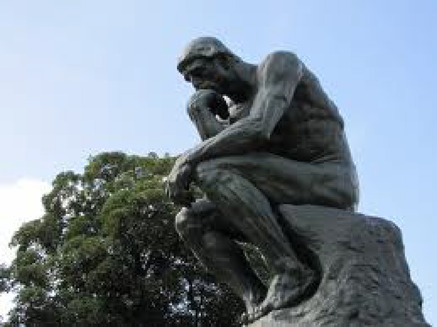 the thinker.. | pearlsofprofundity