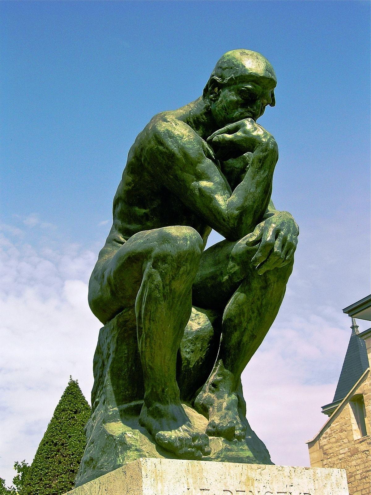 the thinker - wikipedia