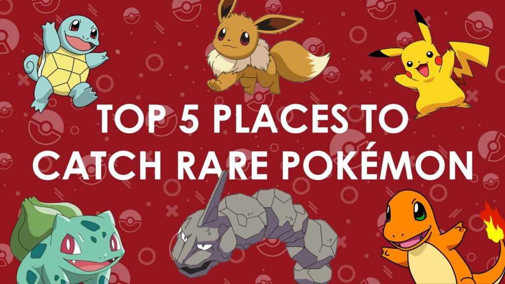10 Best Pics Of Rare Pokemon FULL HD 1080p For PC Desktop 2018 free download the top 5 places to find rare pokemon youtube 1024x576