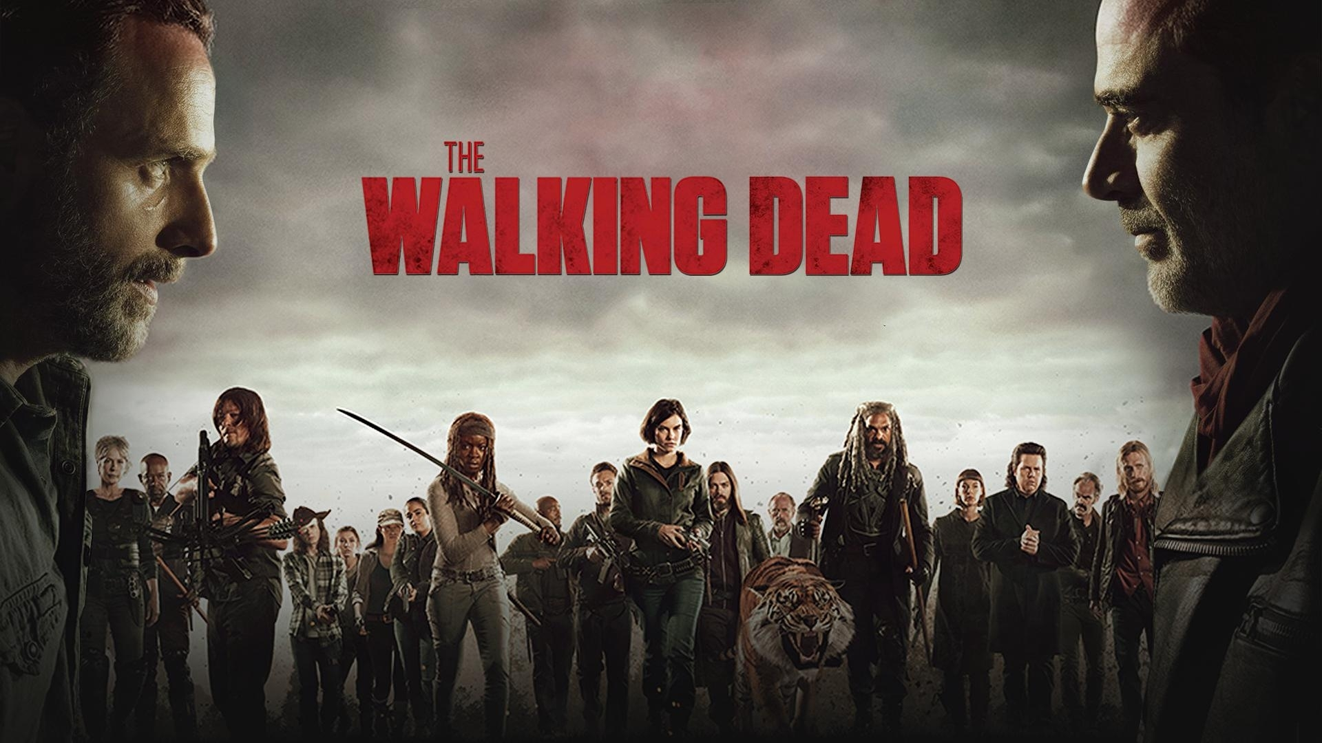 the walking dead season 8 wallpapers - wallpaper cave