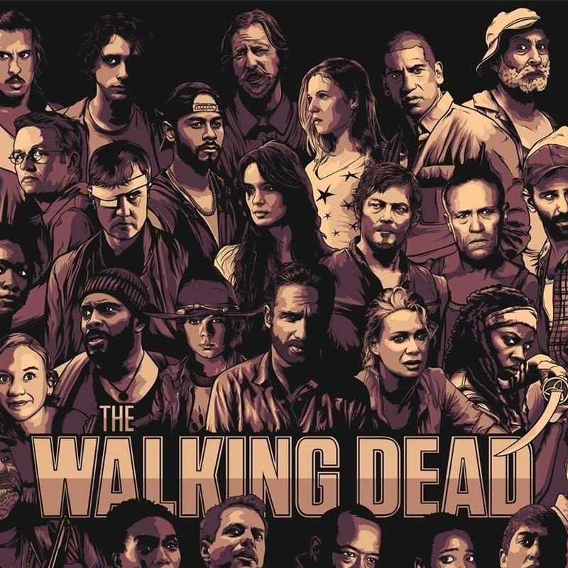 10 Latest The Walking Dead Wallpaper Free FULL HD 1920×1080 For PC Background 2018 free download the walking dead wallpapers gzsihai 800x800