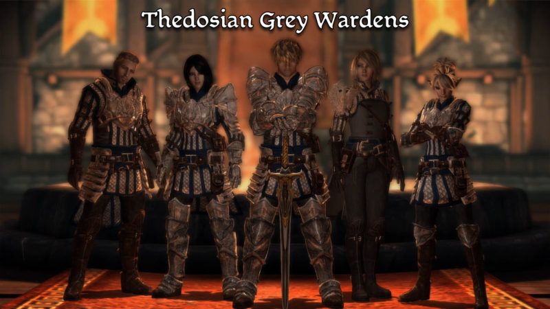 10 New Grey Warden Wallpaper FULL HD 1080p For PC Desktop 2020 free download thedosian grey wardens released at dragon age mods and community 800x450