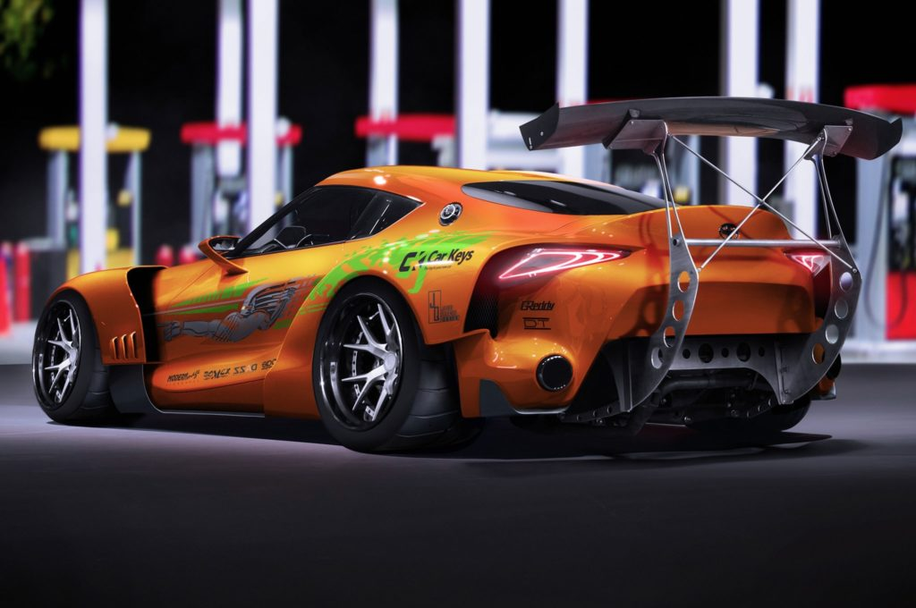 10 Most Popular Pictures Of Fast And Furious Cars FULL HD 1920×1080 For PC Background 2018 free download these wild renderings modernize the original fast and furious cars 1024x680