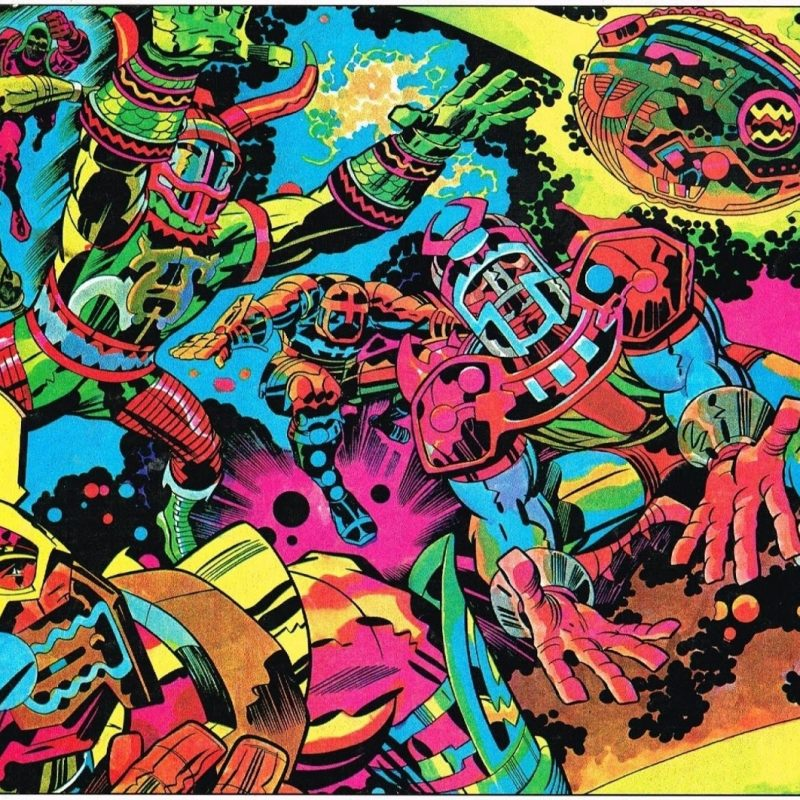 10 Top Jack Kirby New Gods Wallpaper FULL HD 1920×1080 For PC Background 2018 free download %name