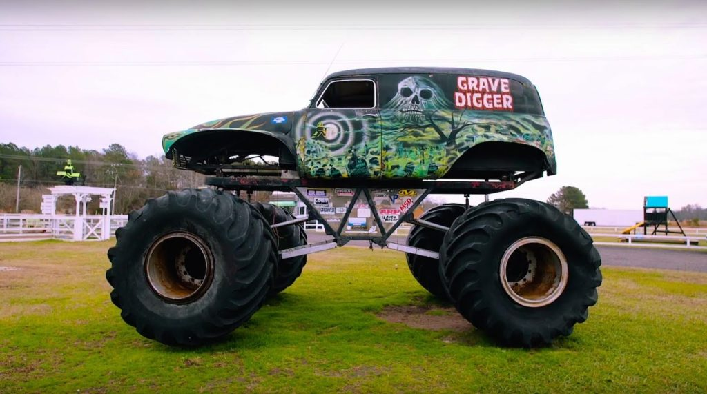 10 Most Popular Pictures Of Grave Digger Monster Truck FULL HD 1080p For PC Desktop 2020 free download this is a grave digger and you have to know more about it 1024x571