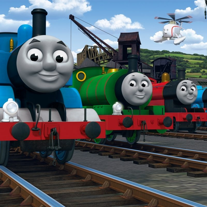 10 Most Popular Thomas And Friends Wallpaper FULL HD 1080p For PC Background 2018 free download thomas and friends around 3d 800x800