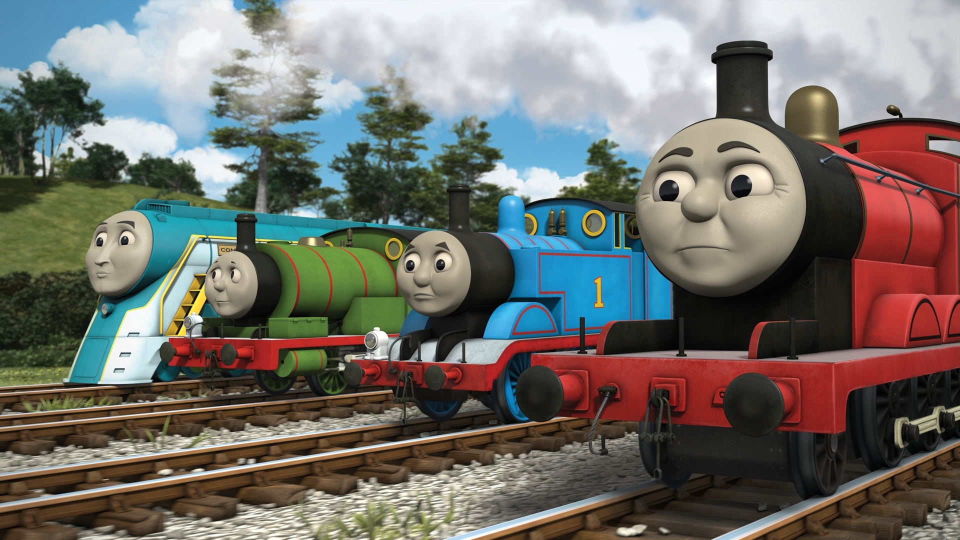 thomas friends hd wallpapers wallpaper hd wallpaper | projects to